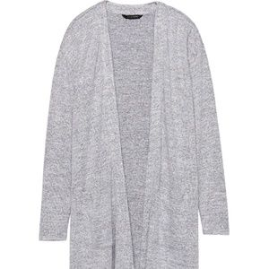 Banana Republic soft Jersey Cardigan